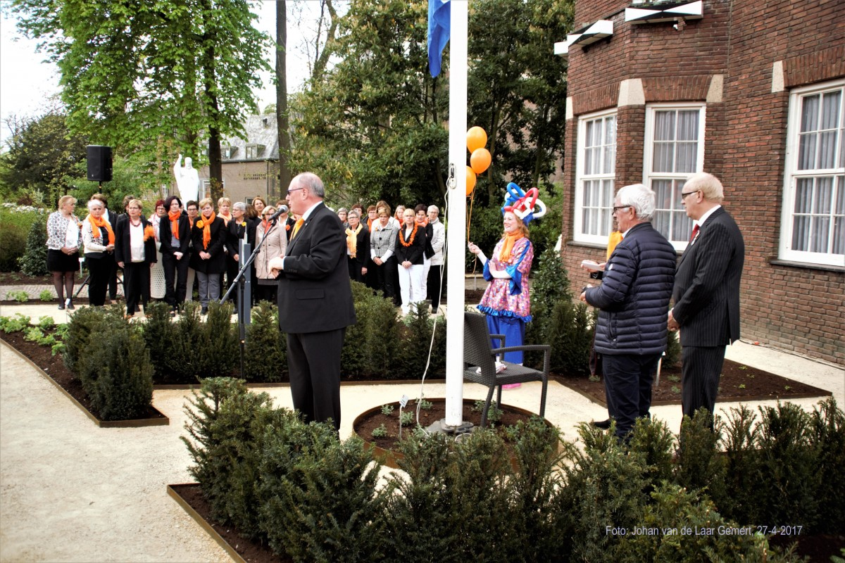 27-04-2017 Koningsdag in Gemert. Foto Johan van de Laar. 049